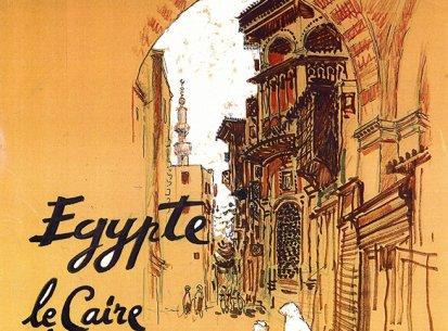 Egypte Le Caire Alexandrie
